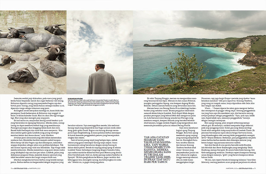 The hidden corners of Lombok reportage on DestinAsian Indonesia May April 2013 Edition