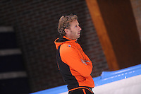 SCHAATSEN: LEEUWARDEN: 09-10-2015, Elfstedenhal, Training topsport, ©foto Martin de Jong