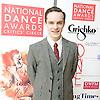 The Critics' Circle National Dance Awards 2016 <br /> at the Lilian Baylis Studio, Sadler's Wells, London, Great Britain <br /> <br /> 6th February 2017 <br /> <br /> Daniel Collins <br /> <br /> Photograph by Elliott Franks <br /> Image licensed to Elliott Franks Photography Services