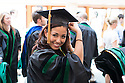 Martha Choate. Class of 2012 commencement.