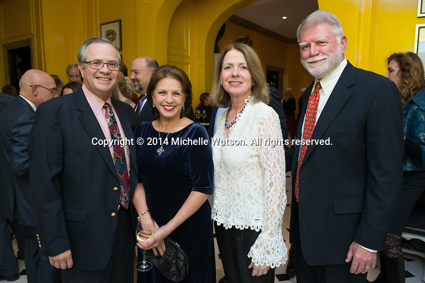 Memorial Hermann CEO Reception