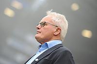 VOETBAL: HEERENVEEN: Abe Lenstra Stadion 01-11-2015, SC Heerenveen - SC Cambuur, uitslag 2-0, Trainer/coaches, Foppe de Haan,  ©foto Martin de Jong