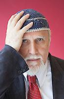 "Moni Ovadia (Bulgarian: ???? ??????) (born 1946) is an Italian actor, musician, singer and theatrical author. ""Moni"" is short for ""Salomone"" (Solomon). Torino, maggio 2012. © Leonardo Cendamo...."