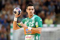 Zarko Sesum (FAG) am Ball