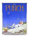 Punch Summer Number 1923 Advertisement.