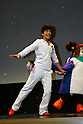 Dec. 21  Tokyo, Japan. Singer-dancer Yuzo Imai dances at Tokyo FM Hall during the Yona Yona Party preview on Dec. 21, 2009. Yona Yona Penguin is an animated film by the Japanese anime studio Madhouse and sister company Dynamo Pictures, and directed by Rintaro, known for Galaxy Express 999 and Metropolis. The Madhouse's first fully 3D CGI movie premieres in Japan on December 23, 2009.