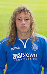St Johnstone FC 2013-14<br /> Stevie May<br /> Picture by Graeme Hart.<br /> Copyright Perthshire Picture Agency<br /> Tel: 01738 623350  Mobile: 07990 594431