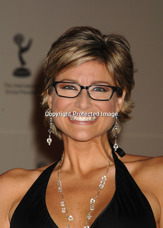 Ashleigh Banfield..at The 2006 International Emmy Awards Gala press ...