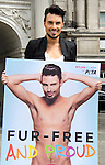 JUN 12 Rylan Clark PETA Photocall