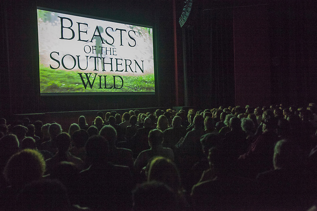 The New Orleans premiere of 'Beasts of the Southern Wild' at the Joy Theatre on 25 June 2012 in New Orleans, Louisiana, USA.