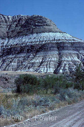 Badlands of Alberta near Drumheller