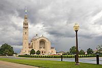 Washington DC  National Shrine