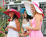 Monmouth Park People & Events 2013