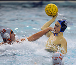 10-7-15, Skyline High School boy's varsity water polo vs. Walled Lake