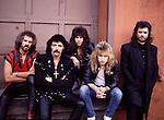 Black Sabbath 1985 .© Chris Walter.