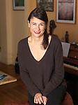 Author Nina Burleigh