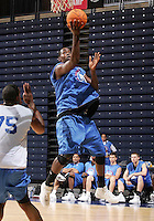 JaMychal Green shots the ball during the NBA Top 100 Camp held Thursday June 21, 2007 at the John Paul Jones arena in Charlottesville, Va. (AP Photo/Andrew Shurtleff)