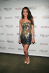 Maxim Cover Girl Melanie Iglesias Attends Maxim Magazine's the Annual Maxim Party at the Greenwich Village Country Club, NY   2/4/12