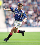 Brian Laudrup, Rangers v Arsenal August 1996
