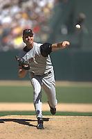 Randy Johnson. Arizona Diamondbacks vs San Francisco Giants. San Francisco, CA 9/5/2004 MANDATORY CREDIT: Brad Mangin