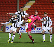 29.01.2016 Dunfermline v Airdrieonians