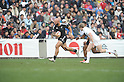 April 1st 2012 - Rugby : HSBC Sevens World Series Tokyo 2012 match for third place between New Zealand 24-17 England at the Chichibunomiya Rugby Stadium , Tokyo, Japan. New Zealand came from behind with three second half tries to finish the weekend tournament in third place.