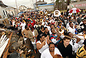 Hot 8 Brass Band drummer Dinerral Shavers' funeral in Central City, 2007