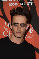 LOS ANGELES, CA - OCTOBER 15: Joey McIntyre at Hilarity for Charity's 5th Annual Los Angeles Variety Show: Seth Rogen's Halloween at Hollywood Palladium on October 15, 2016 in Los Angeles, California. Credit: David Edwards/MediaPunch