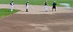 4-17-17, Skyline High School vs Huron High School varsity baseball