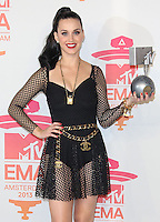 NLD: MTV Europe Music Awards 2013 Press Room