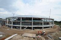 SCHAATSEN: HEERENVEEN: IJsstadion Thialf, 24-06-2015, Ver(nieuw)bouw, ©foto Martin de Jong