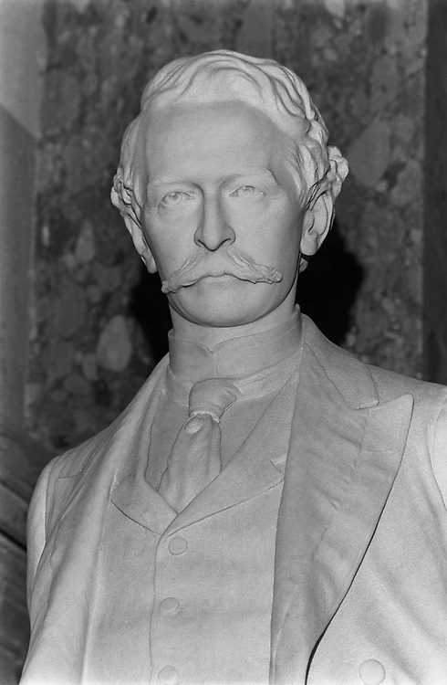 Statue of Rose in Statuary Hall. (Photo by Chris Martin/CQ Roll Call)