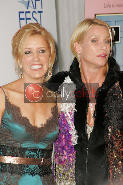 Felicity Huffman and Nicolette Sheridan<br />at the AFI FEST 2005 Screening of &quot;Transamerica&quot;. Audi Pavilion, Hollywood, CA. 11-06-05<br />Dave Edwards/DailyCeleb.com 818-249-4998