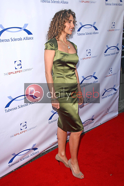 Melina Kanakaredes<br />at the 7th Annual Comedy for a Cure Benefitting the Tuberous Sclerosis Alliance. The Avalon, Hollywood, CA. 04-06-08<br />Dave Edwards/DailyCeleb.com 818-249-4998