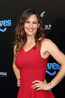 HOLLYWOOD, CA - AUGUST 01: Jennifer Garner at the film premiere for 'Nine Lives' at the TCL Chinese Theatre on August 1, 2016 in Hollywood, California. Credit: David Edwards/MediaPunch