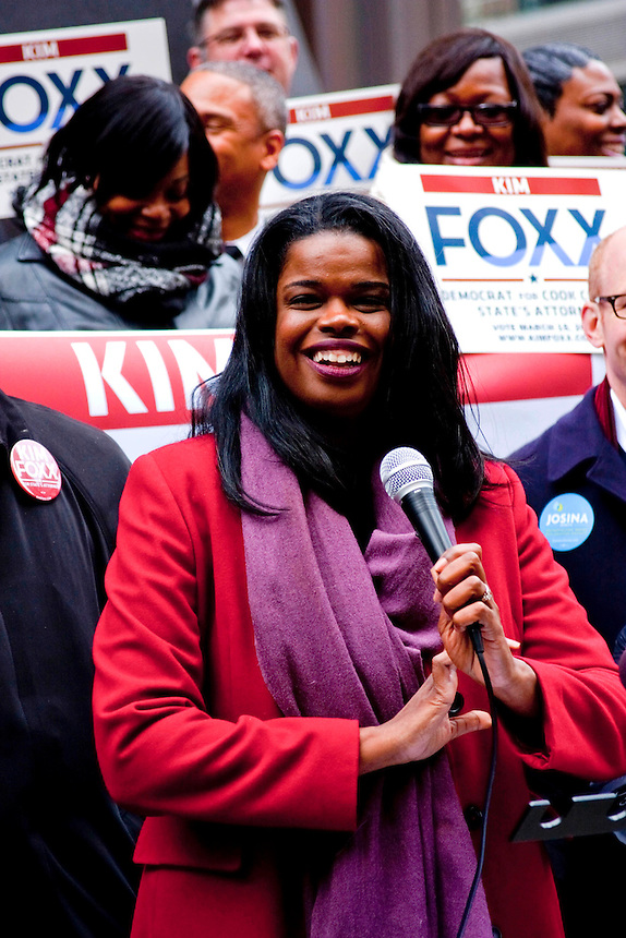 Kim Foxx for Cook County State's Attorney