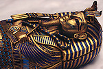 King Tutankhamun; Egypt; New Kingdom; Tutankhamun; Valley of the Kings; Tut; Tomb; Gold; Coffinette