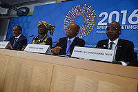 IMF African Finance Ministers