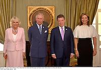 Principe Carlos de Gales visita a Colombia , 29-10-2014