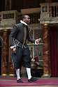 London, UK. 27.06.2015. Shakespeare's Globe presents MEASURE FOR MEASURE, by William Shakespeare, directed by Dominic Dromgoole. Picture shows: Kurt Egyiawan (Angelo). Photograph © Jane Hobson.