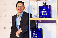 Alex Gonzalez presents a new Haig Club whiskey.