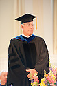 Jerome Fiekers, Ph.D. Commencement, class of 2013.