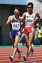 (L to R) .Isamu Fujisawa, .Koichiro Morioka, .MAY 19, 2012 - Athletics : .The 54th East Japan Industrial Athletics Championship .Men's 5000mW .at Kumagaya Sports Culture Park Athletics Stadium, Saitama, Japan. .(Photo by YUTAKA/AFLO SPORT) [1040]
