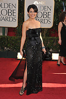 Lisa Edelstein at the 66th Annual Golden Globe Awards at the Beverly Hilton Hotel..January 11, 2009 Beverly Hills, CA.Picture: Paul Smith / Featureflash