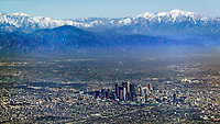 Los Angeles California Aerial Photography