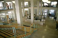 1997 April ..Redevelopment.Tidewater Community College..MARTIN BUILDING.INTERIOR VIEW.COMPLETE...NEG#.NRHA#..