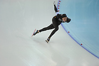 OLYMPICS: SOCHI: Adler Arena, 13-02-2014, 1000m Ladies, Heather Richardson (USA), ©foto Martin de Jong
