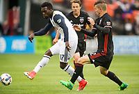Washington, D.C. - Saturday May 13, 2017: The Philadelphia Union defeated D.C. United 4-0 in a MLS match at RFK Stadium.