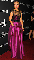 NEW YORK CITY, NY, USA - SEPTEMBER 18: Thalia arrives at the 2014 Icons Of Style Gala Hosted By Vanidades held at the Mandarin Oriental Hotel on September 18, 2014 in New York City, New York, United States. (Photo by Celebrity Monitor)
