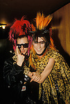 SIGUE SIGUE SPUTNIK 1980S PUNK BAND TONY JAMES,